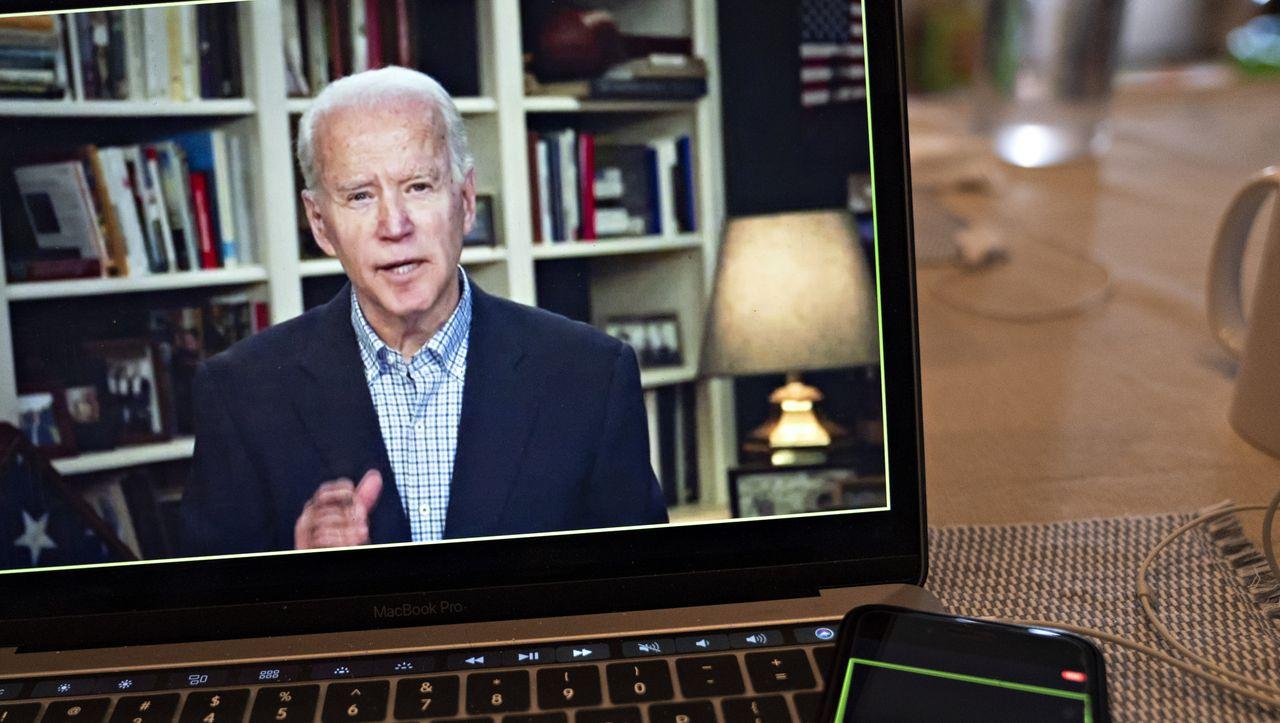 Corona und die US-Wahl: Joe Biden hat Geldsorgen - DER SPIEGEL - Politik