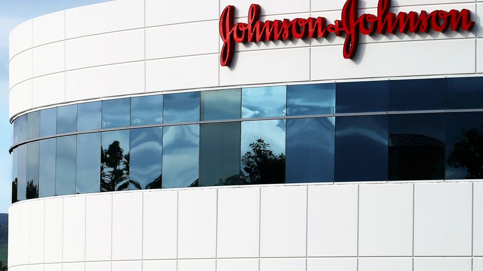 Firmensitz von Johnson & Johnson in Kalifornien
