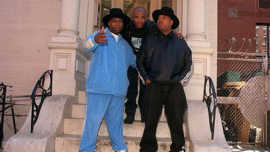 Run DMC (in New York, 2001)