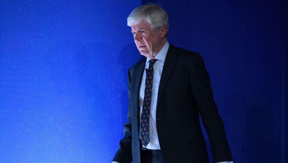 Seit 2012 stand Tony Hall der BBC als Generaldirektor vor.