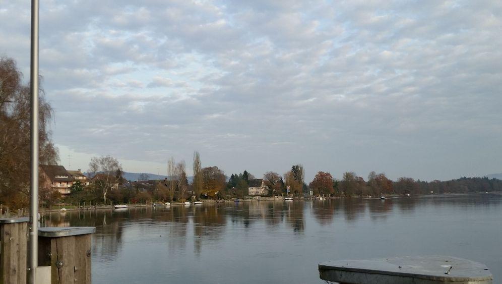 """Deutsche Schweiz-Exklave: """"Büsingen wird weiter ausbluten"""""""