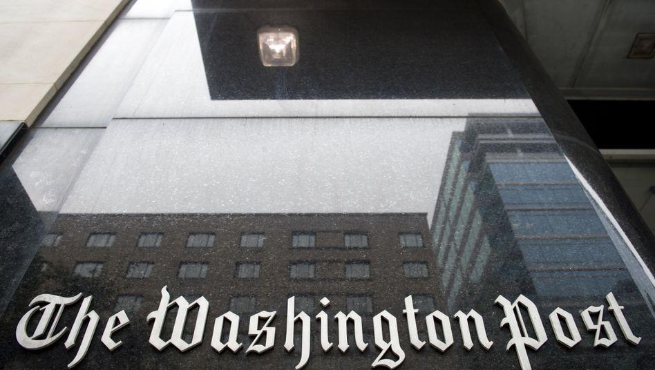 Internet kauft Papier: Die Übernahme der Washington Post warf viele Fragen auf