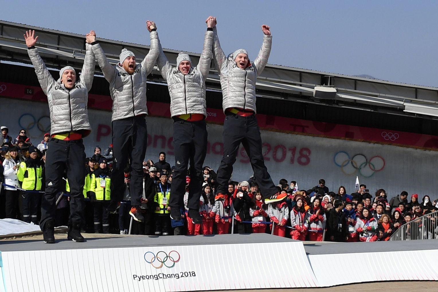 Olympia Schlussfeier