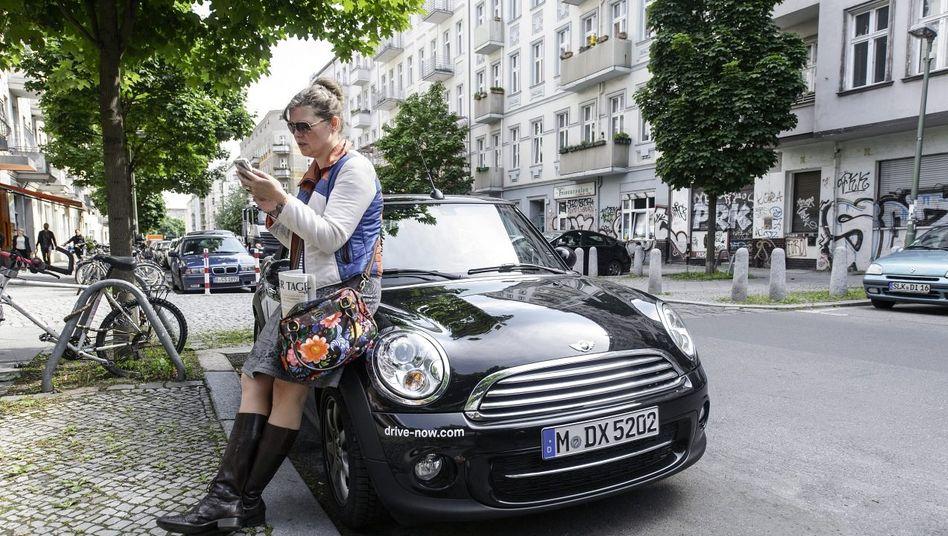Car-Sharing-Kundin Siedenburg