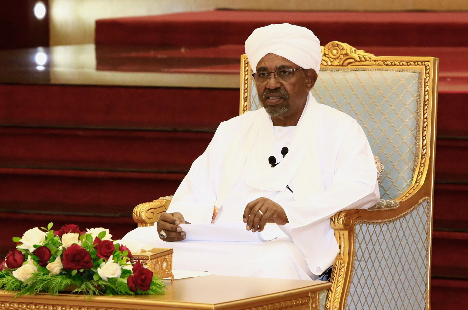 Proteste gegen Sudans Präsident al-Baschir
