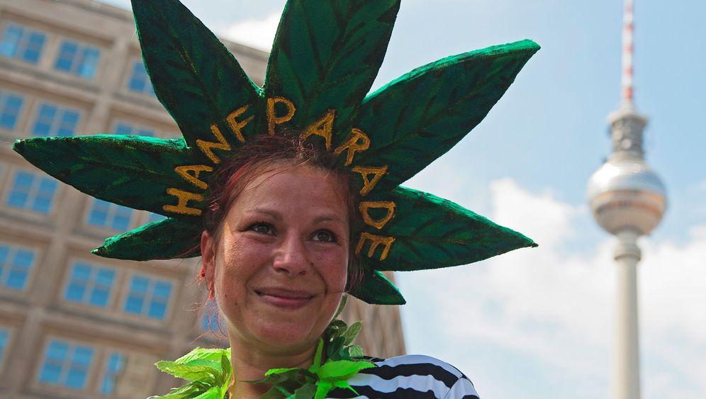 Hanfparade: Berlin geht für Legalisierung demonstrieren