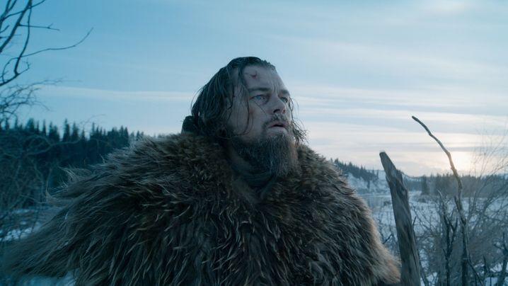 """""""The Revenant"""": Der mit dem Bären kämpft"""