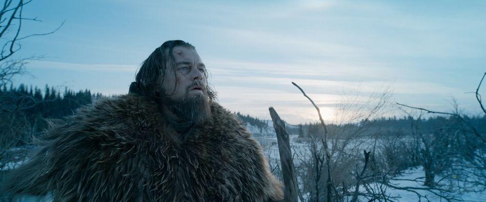 """""""The Revenant"""" mit Leonardo DiCaprio: Gegen ihnist Charles Bronson ein Osho-Jünger"""