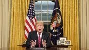 Trumps Rede - und die Reaktionen darauf