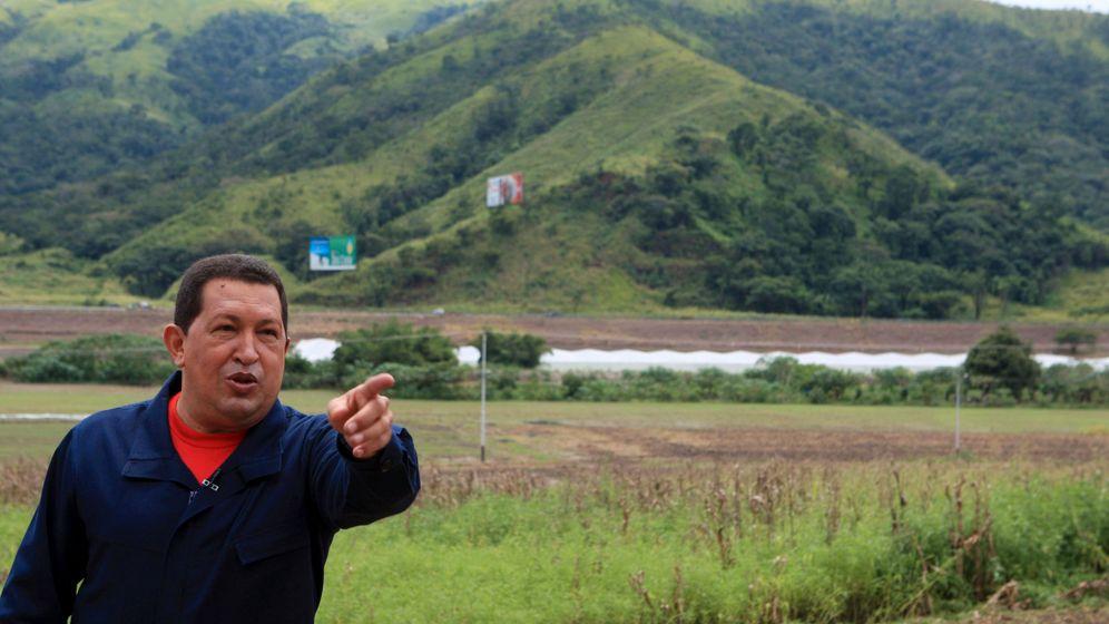US-Venezolanischer Botschafterstreit: Chávez' Favoriten