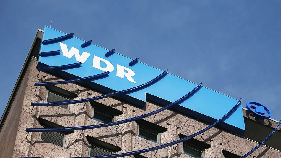 WDR-Gebäude in Köln