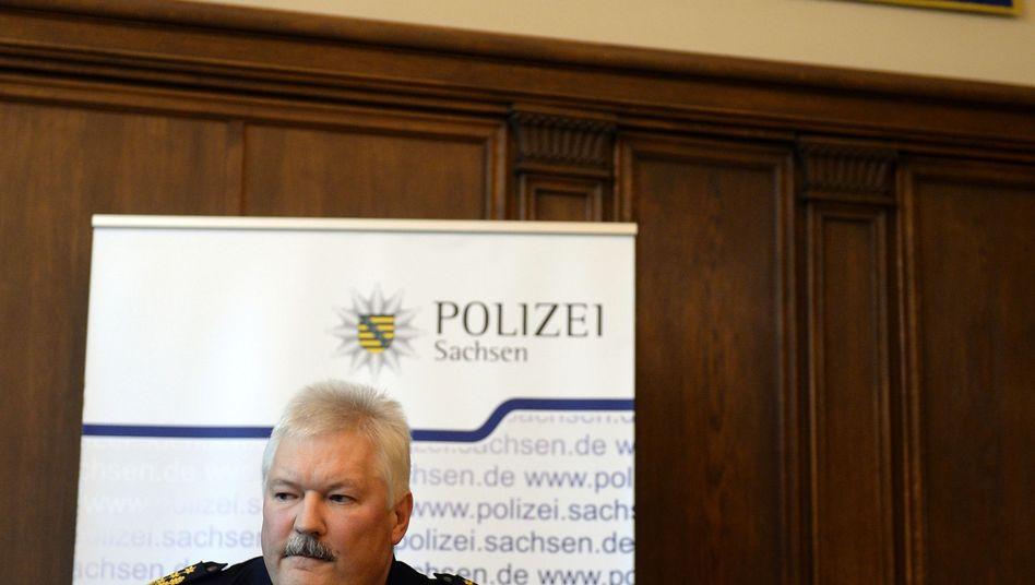 """Polizeipräsident Uwe Reißmann: """"Es war zum Schutz des Kindes"""""""