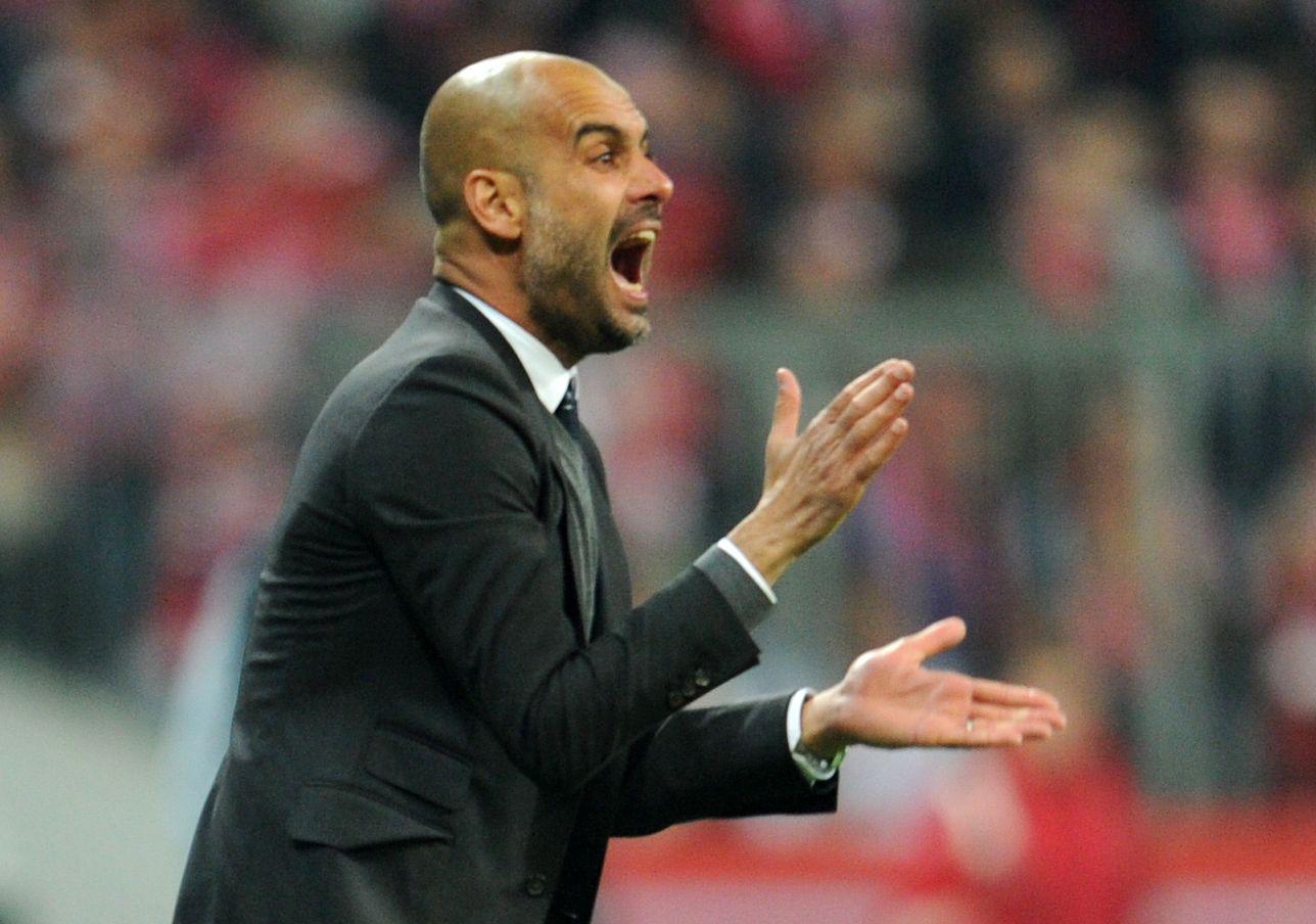 Bayern München Guardiola