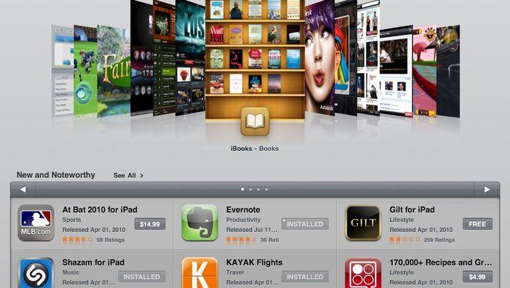 Markenrecht: Appstores von Apple, Amazon und Co.