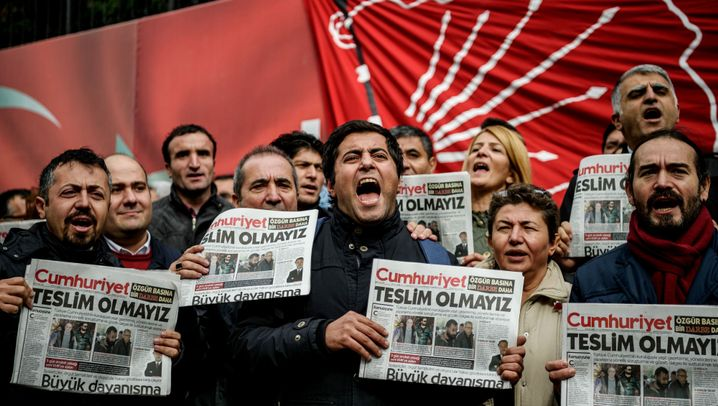 Türkei: Eine Zeitung, mächtige Feinde