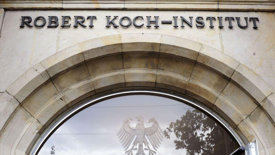 Robert Koch-Institut (RKI) in Berlin