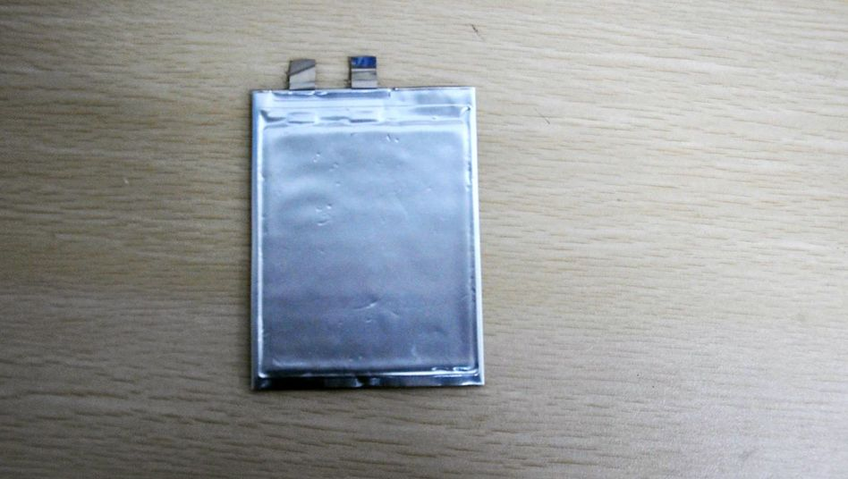 Neuartige Batterie