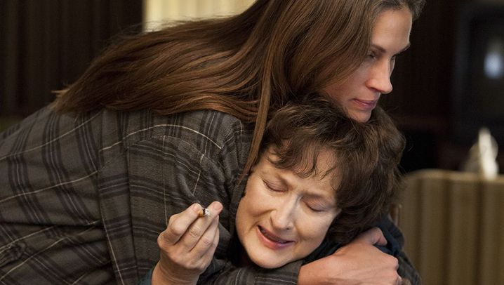 """Im August in Osage County"": Süffige Melodramatik"