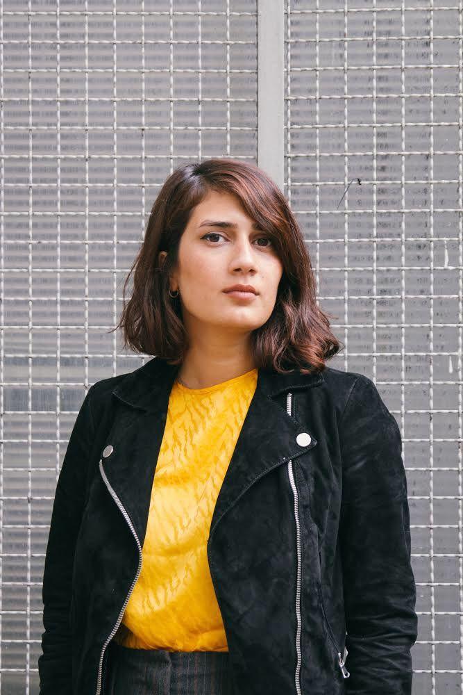 EINMALIGE VERWENDUNG Fatma Aydemir