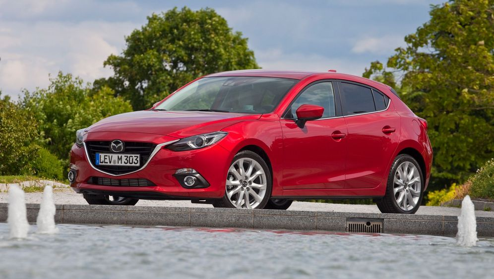 Mazda 3: Einfach anders
