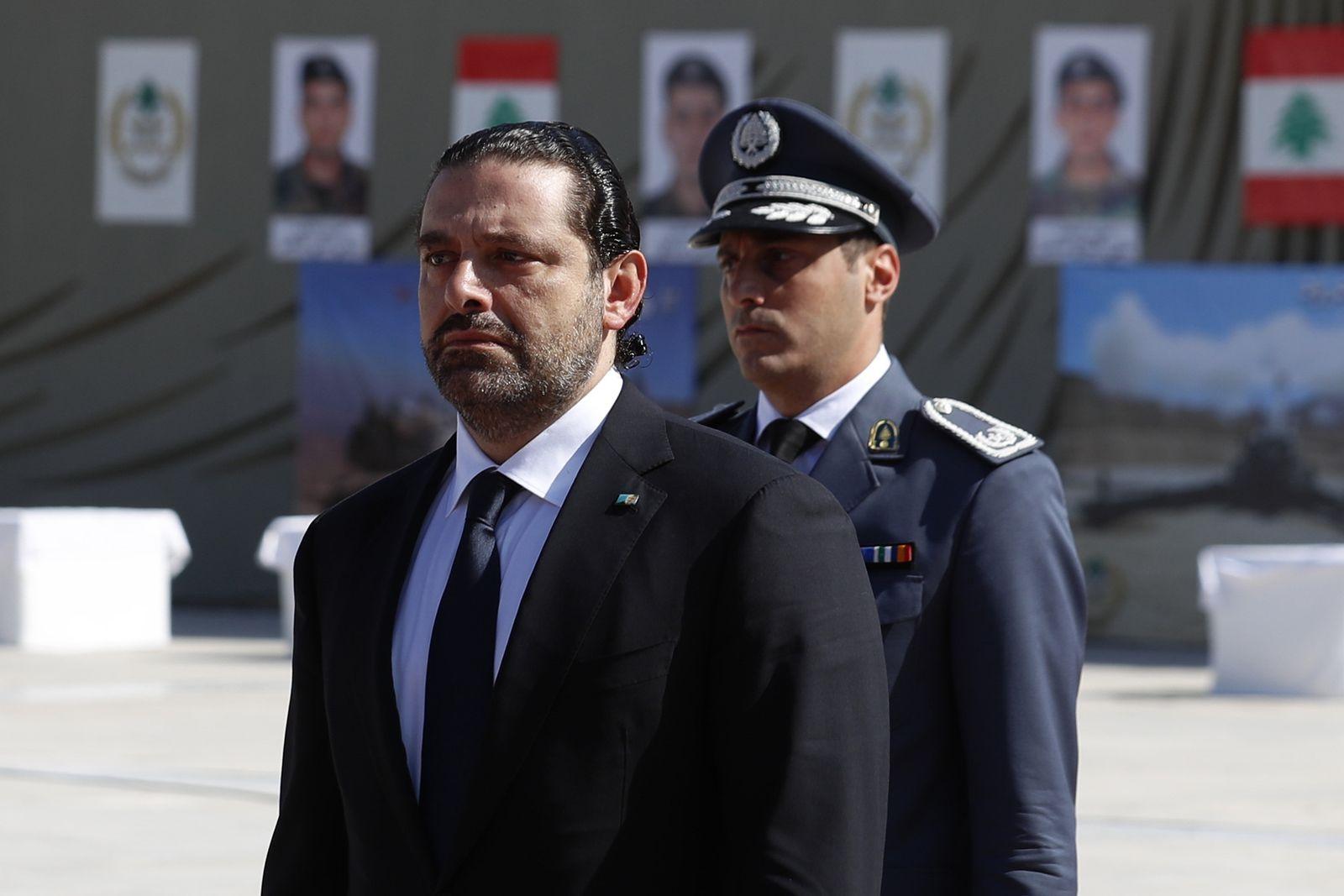 Libanon Rücktritt Hariri