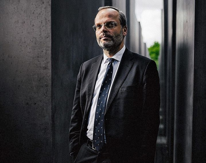 Felix Klein, the German government's anti-Semitism commissioner