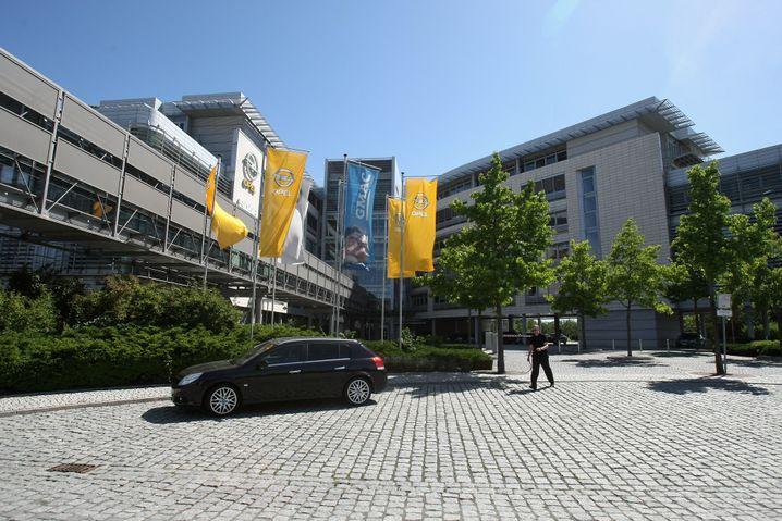 Opel-Zentrale in Rüsselsheim: Tausende Jobs bedroht