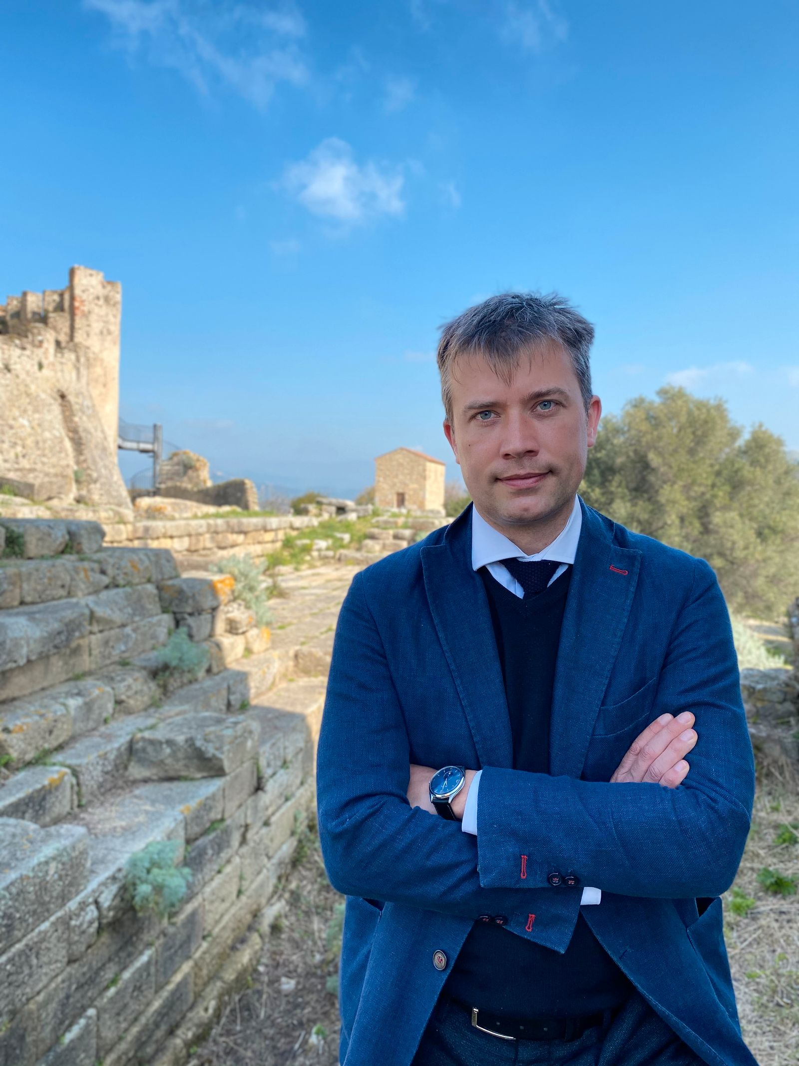 Italy: German born Gabriel Zuchtriegel, appointed as new director of Pompeii Archaeological Park