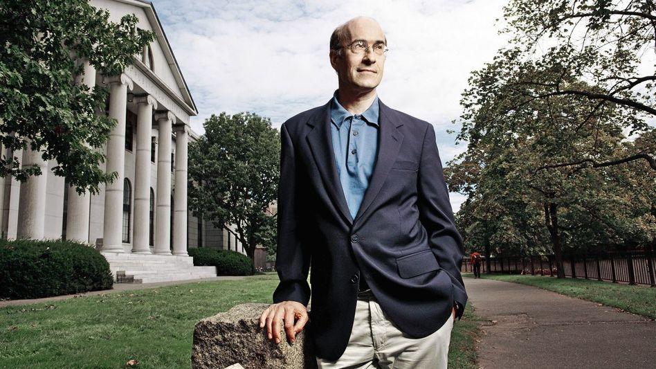 Harvard-Wirtschaftswissenschaftler Rogoff: »Es ist ernüchternd«