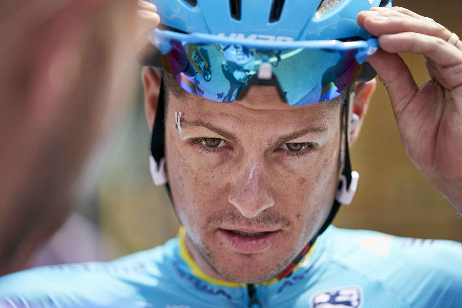 4 etape Reims til Nancy Jakob Fuglsang Astana Pro Team 4 etape Reims til Nancy 213 km Tour De Fran