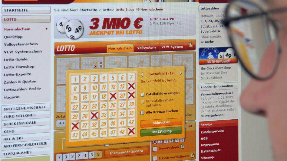 Lottoangebot von Tipp24.com: Von der Annahmestelle zum ernsthaften Konkurrenten