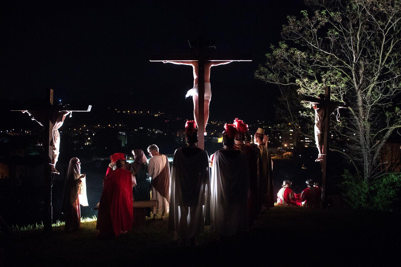 Prozessionsspiele in der Schweiz