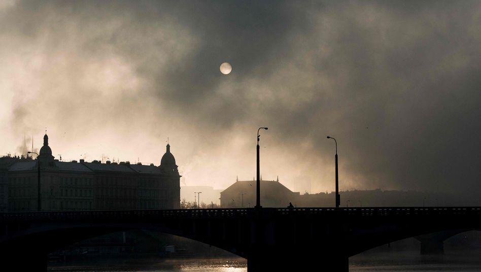 Stadtansicht von Prag (Archivbild)