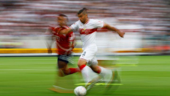 Bayerns Sieg gegen Stuttgart: Drei Spieler, drei Tore, drei Assists