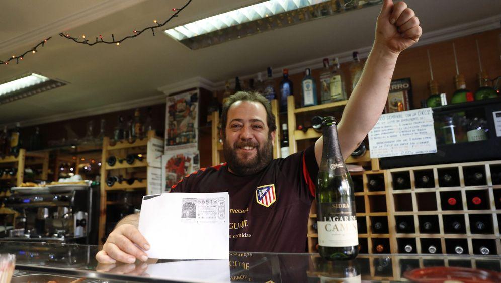 Nationales Ereignis: Bescherung in Spanien - Lotterie schüttet Milliarden aus