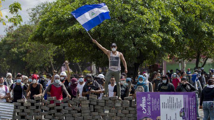 """Nicaragua: """"Wir haben keine Angst"""""""