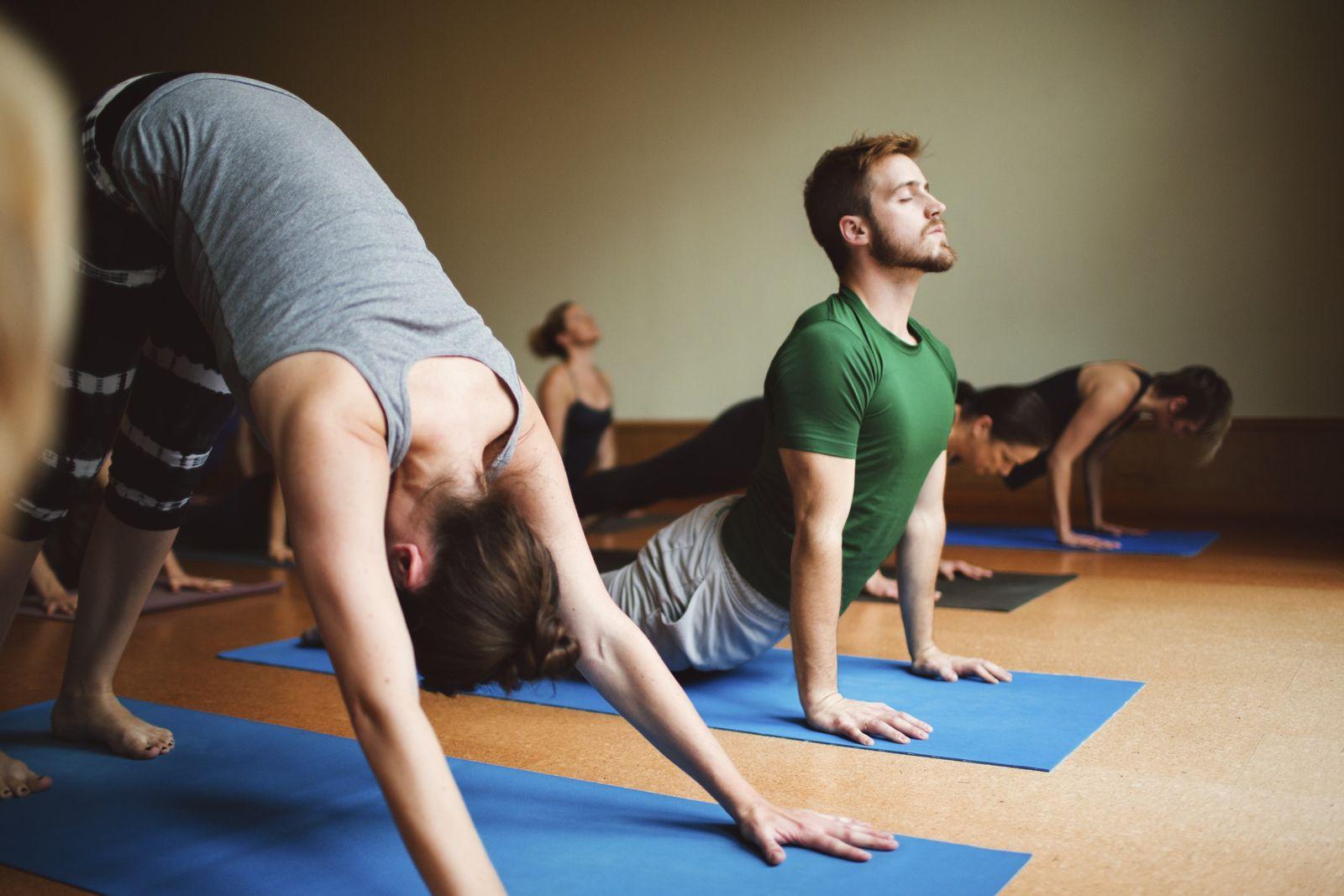 NICHT MEHR VERWENDEN! - Bewegung/ Yoga/ Faszien