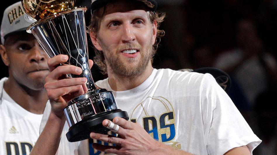 NBA-Champion Nowitzki: Die Erfüllung eines Traums