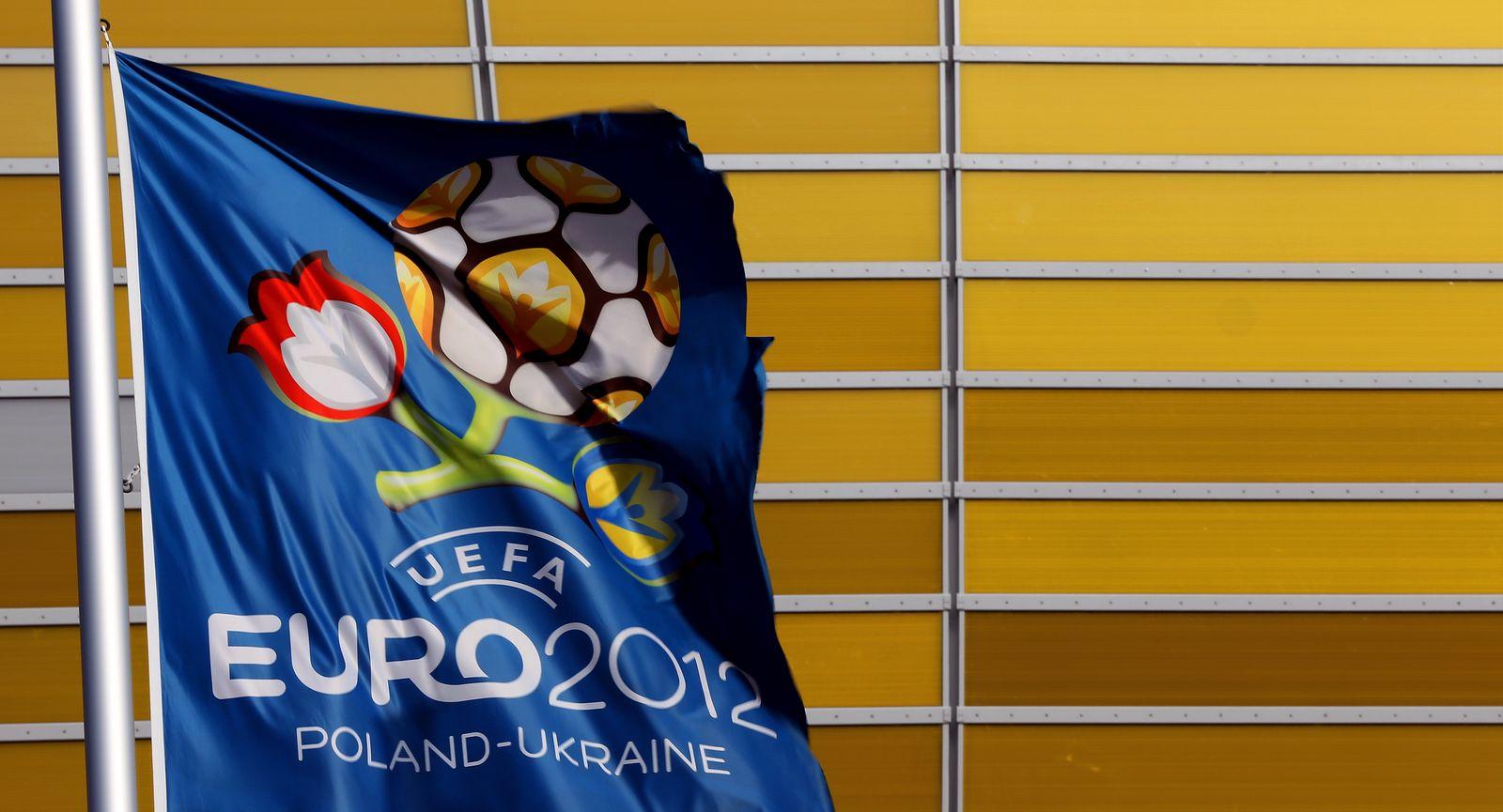 NICHT VERWENDEN EM Poland Ukraine