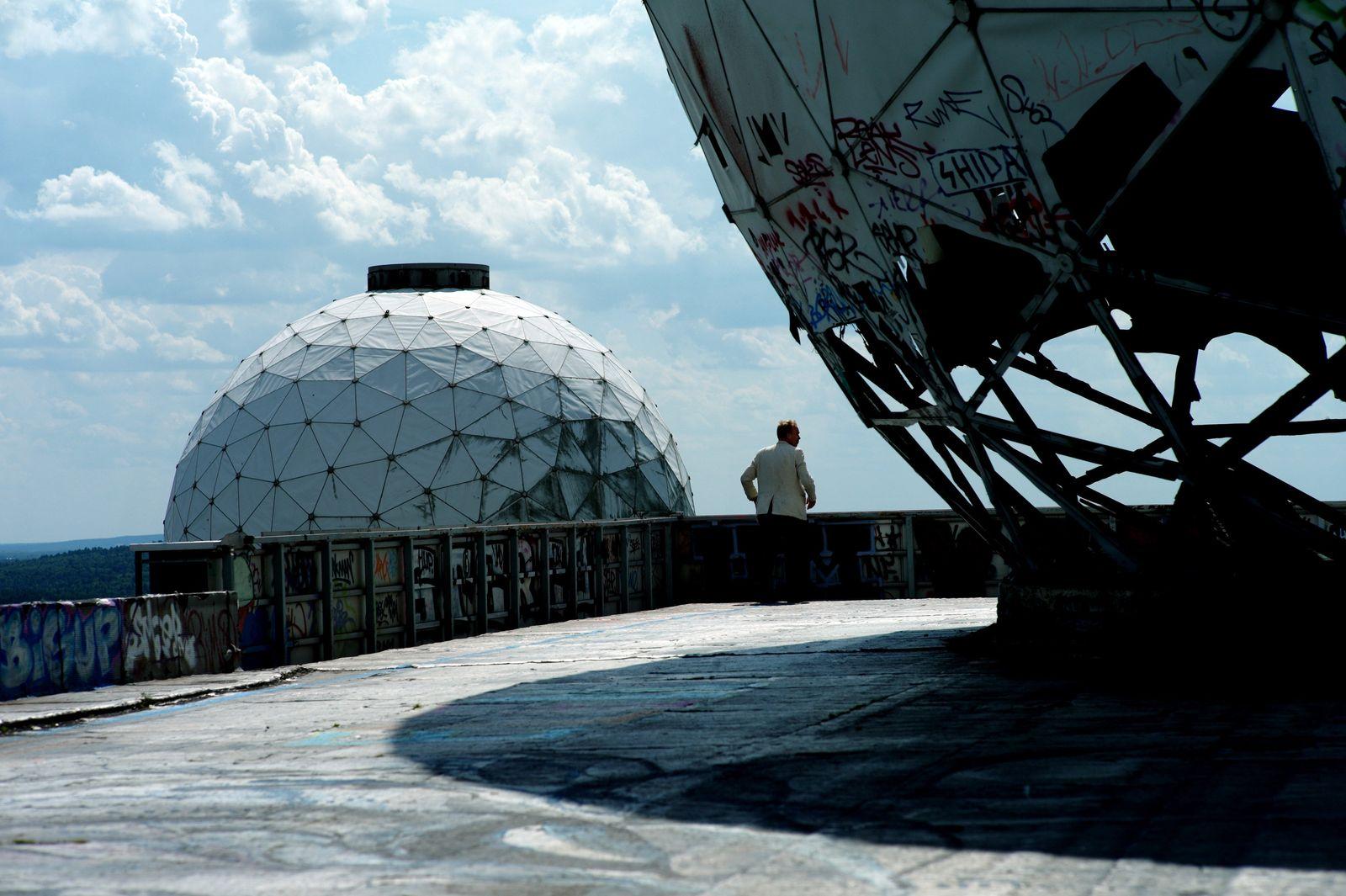 Ehemalige NSA-Abhörstation