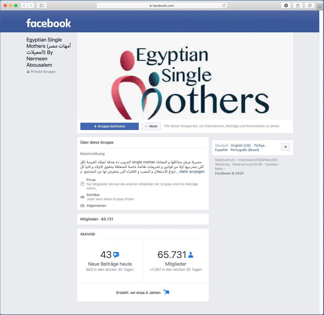 Scheidungskrise in Ägypten