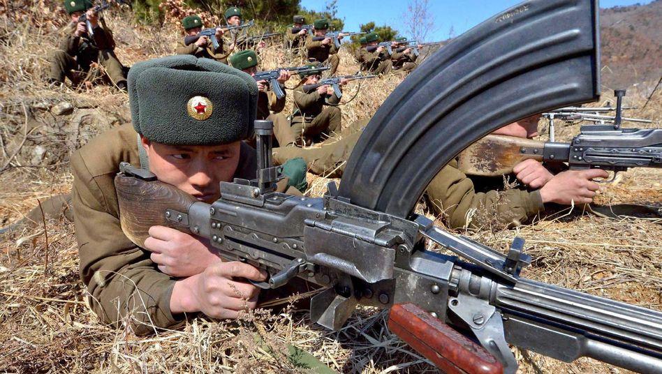 Krise in Fernost: Kim-Regime droht Ausländern in Südkorea