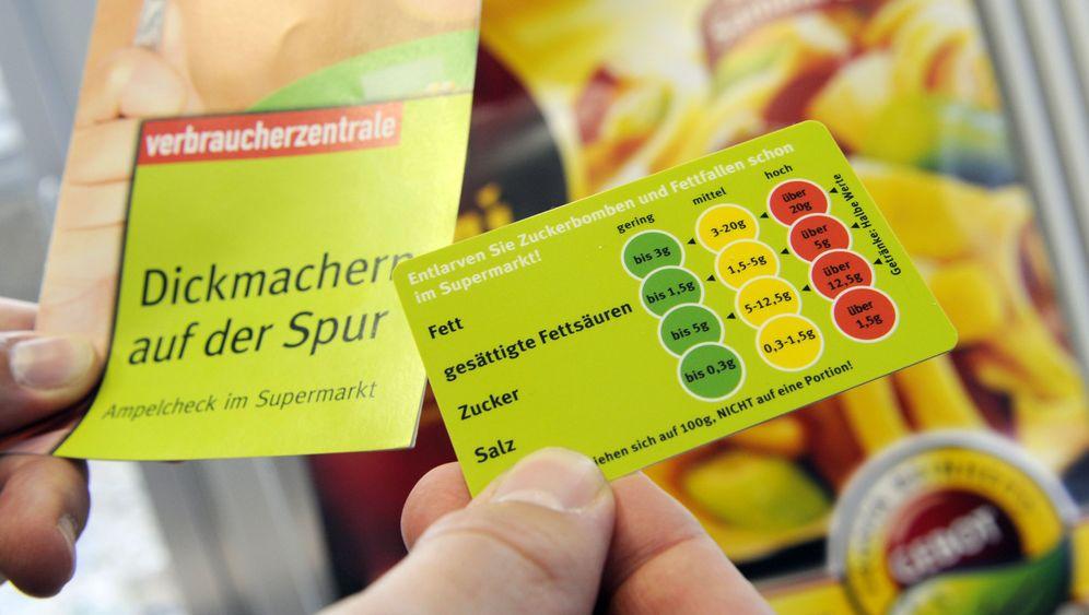 Ampelkennzeichnung: Was wirklich in Lebensmitteln drin ist