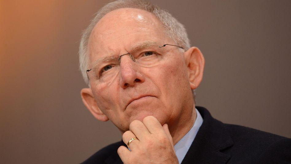 Schäuble Nazi Vergleich