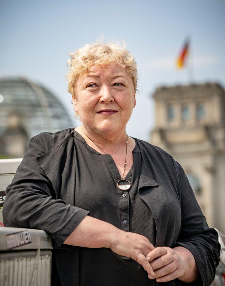Evelyn Zupke, die neue Bundesbeauftragte für die SED-Opfer