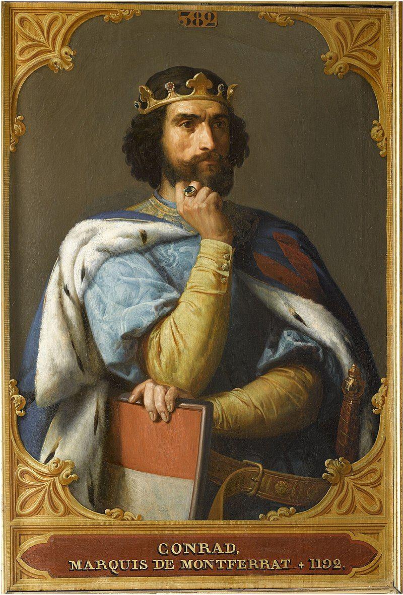 Konrad von Montferrat
