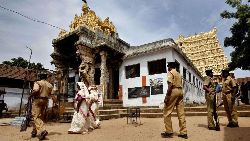 Tempelschatz: Der spektakuläre Milliardenfund