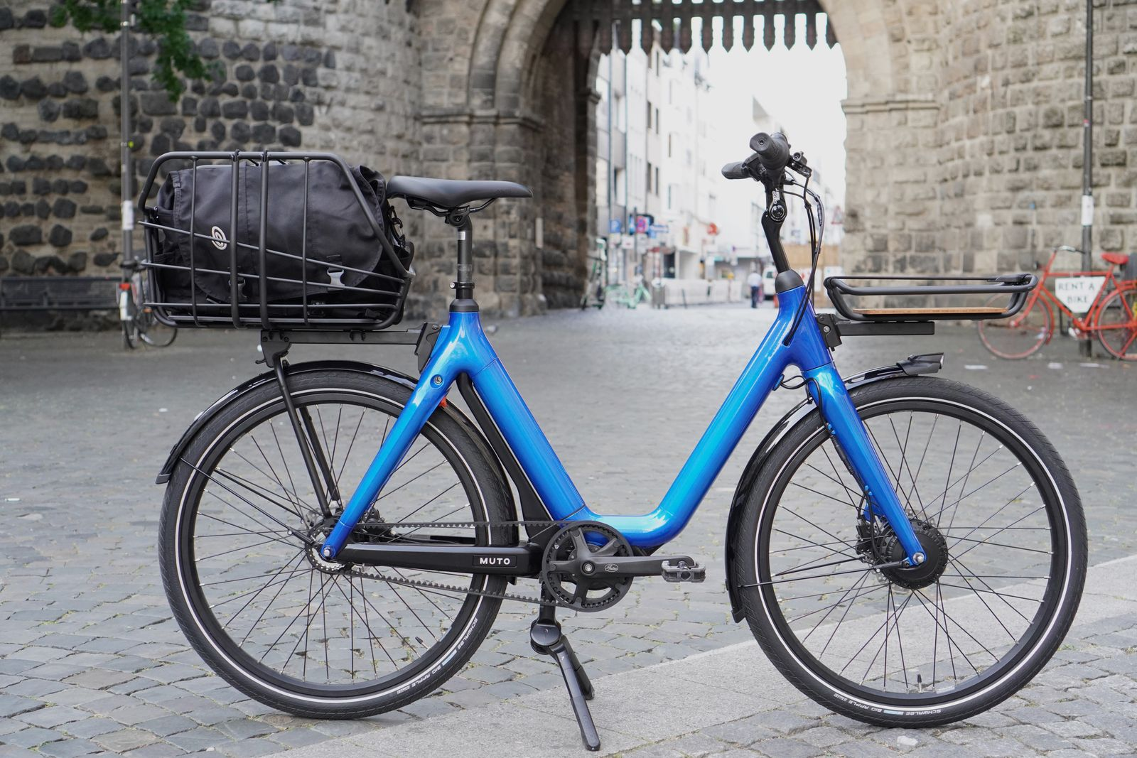 Muto City-E-Bike
