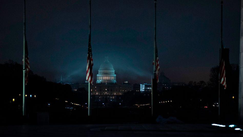 Zentrum einer Weltmacht: Washington, D.C.