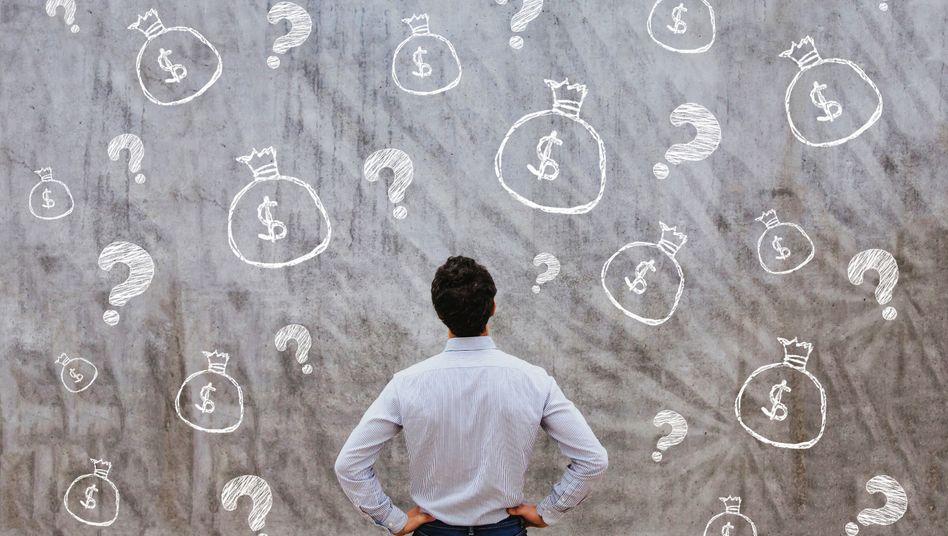 Spatz in der Hand oder Taube auf dem Dach? Sprich: Jetzt den Job, weniger Geld - oder weiter bewerben? Das ist eine schwierige Entscheidung